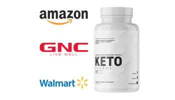 Keto Charge - Where to buy Amazon, GNC, or Walmart?