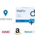 Viasil Amazon GNC Walmart