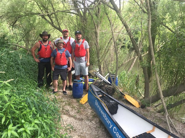 The Severn Canoe Challenge 5 day