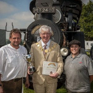 Best Road Loco - The Shelmerdine Family, Exhibit: Fowler B5 Road Locomotive