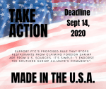 "Action Needed: FTC Proposed Rule Defines ""Made in the USA"""