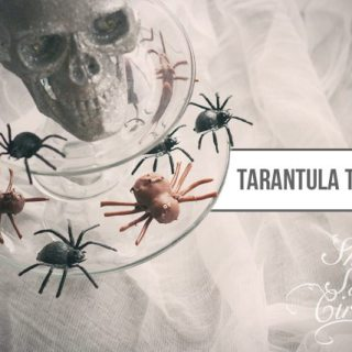 Halloween Spider Truffle Recipe
