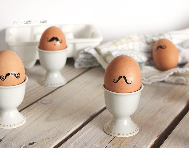 Easy Last Minute Easter Eggs 1