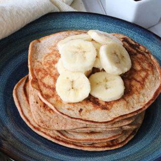 Gluten Free Banana Pancake Recipe