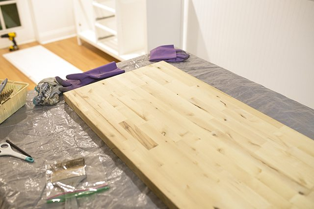 IKEA Hacks - DIY Bar Cabinet - Step 9