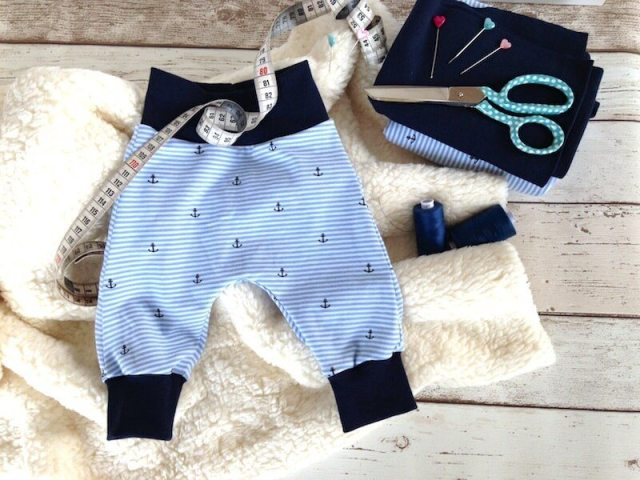 Free Fall Sewing Projects and Patterns - Baby Leggings Pants