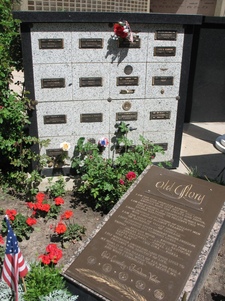 Colorado Springs Mausoleum