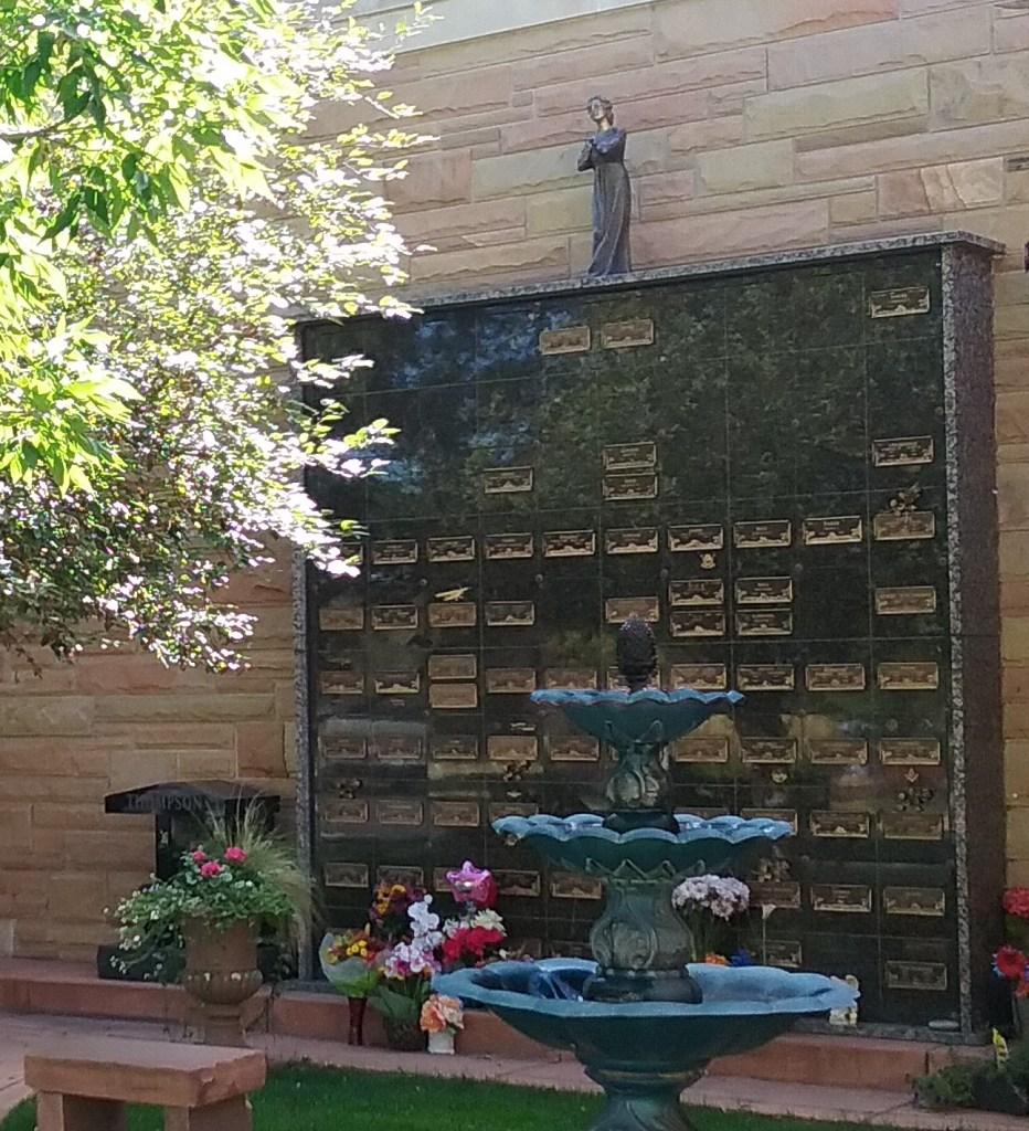 Colorado Springs Columbariums