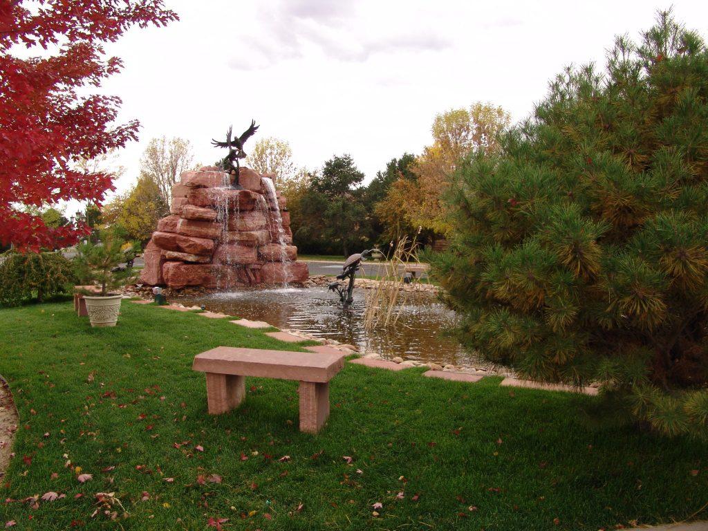 Colorado Springs Cremation Garden