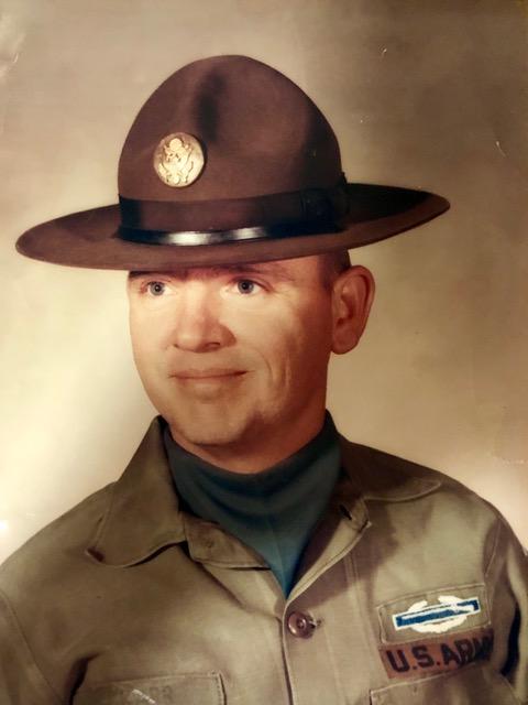 Staff SGT Larry Gene Karr (US Army, Retired)  – July 12, 2019