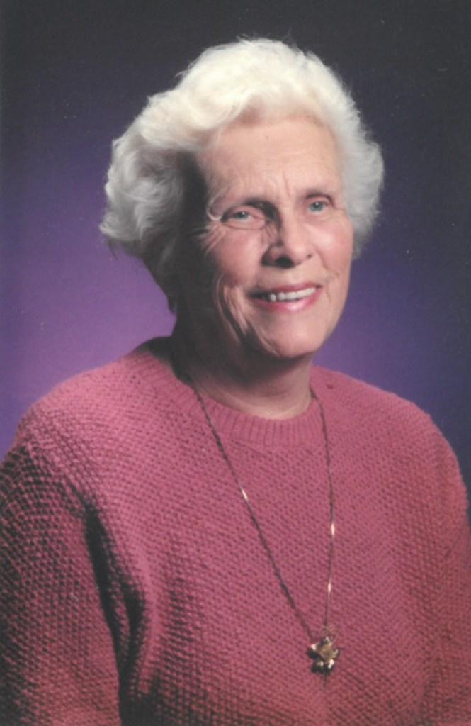 Vera Evelyn Raupp – December 14, 2019
