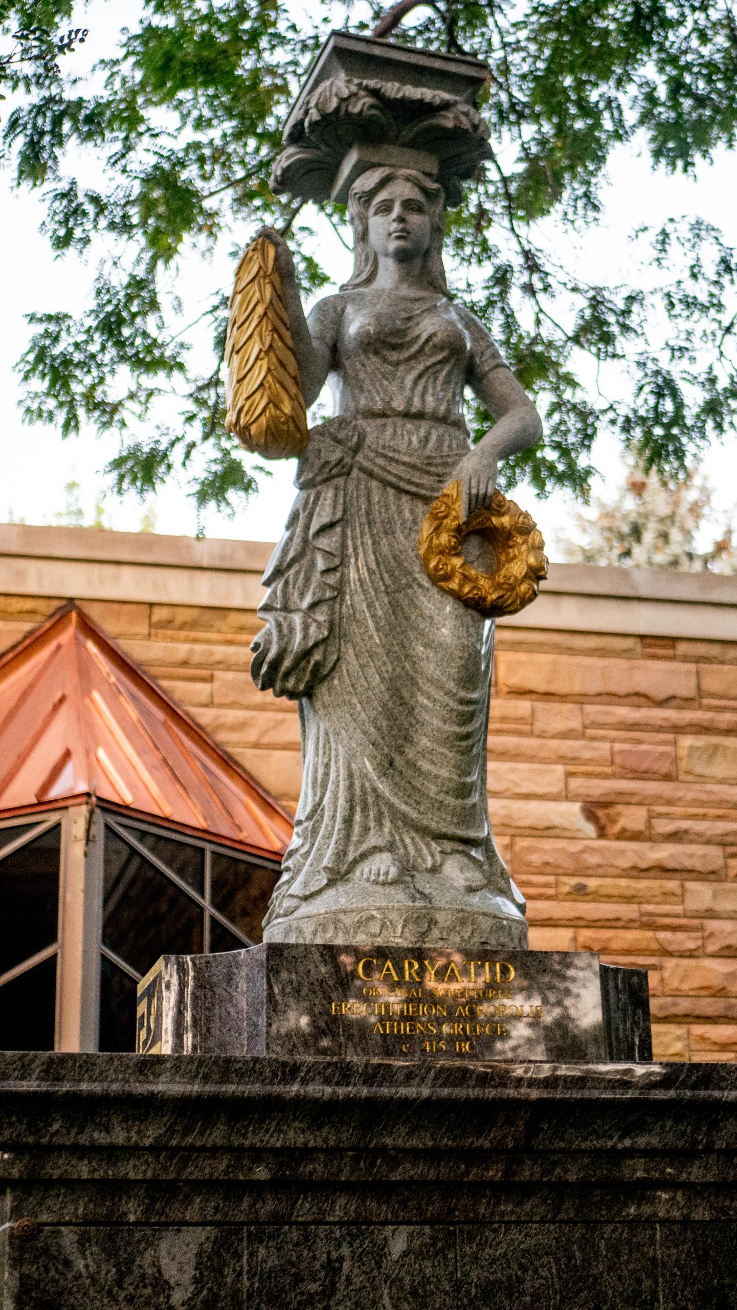 Caryatid I Cremation Columbarium
