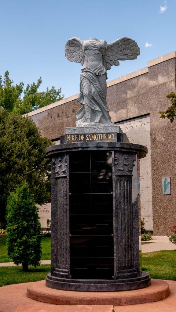 Nike of Samothrace Cremation Columbarium