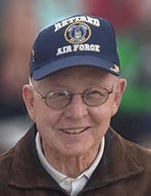 Lt. Col. C.C. Kelly, USAF, Retired – February 3, 2020