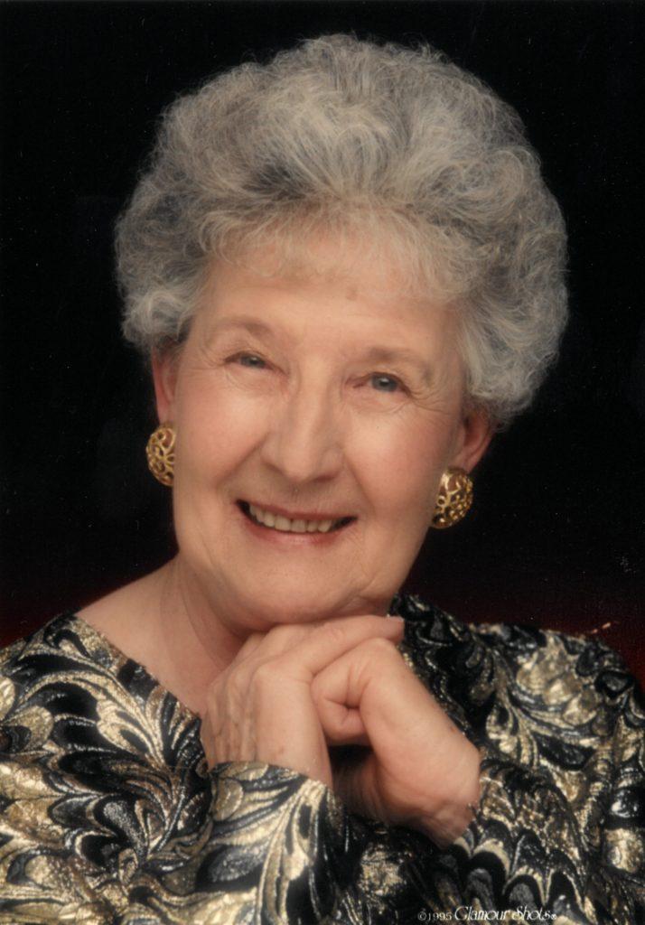 Janie Stoll McKinley – June 1, 2020