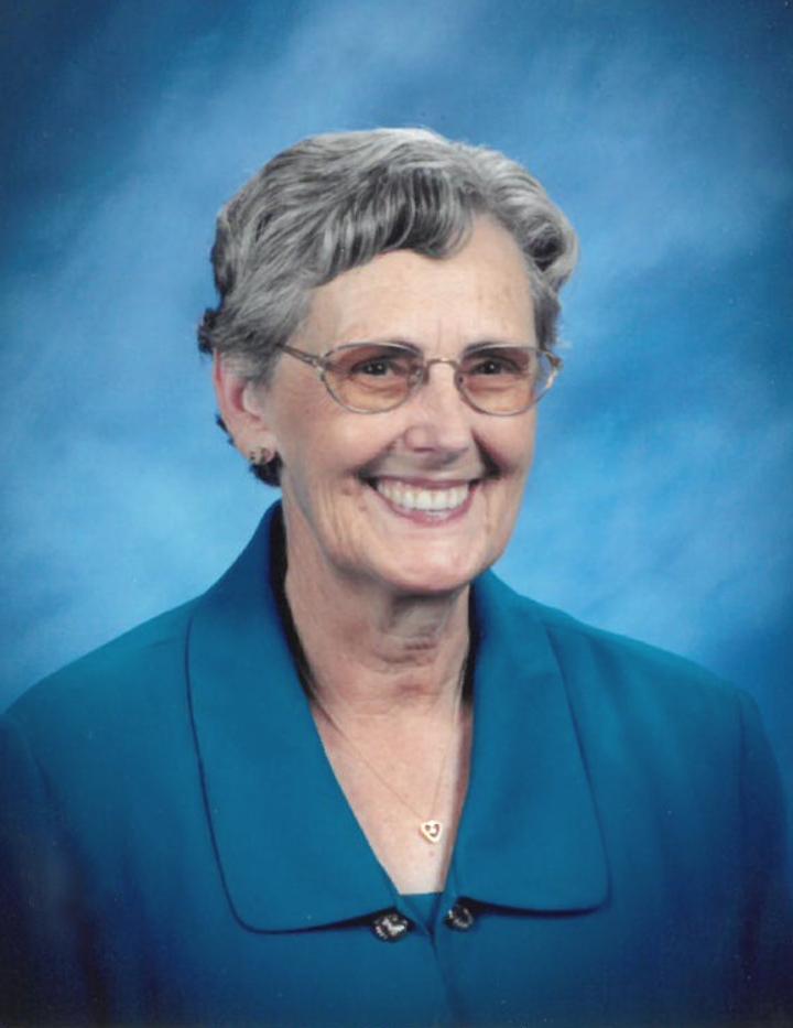"""Nannie """"Nan"""" Ellen (Riedl) Tuder – October 18, 2020"""