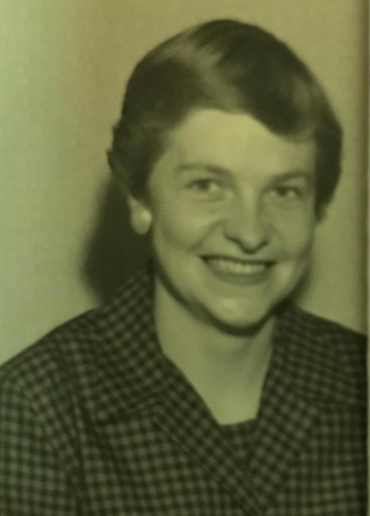 Anne Margaret Chilton Garrett – December 26, 2020
