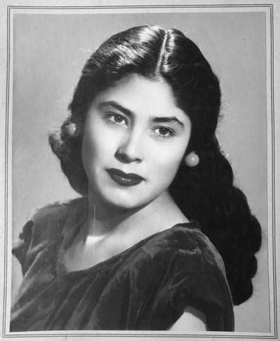 María Guadalupe Ibarra – April 12, 2021