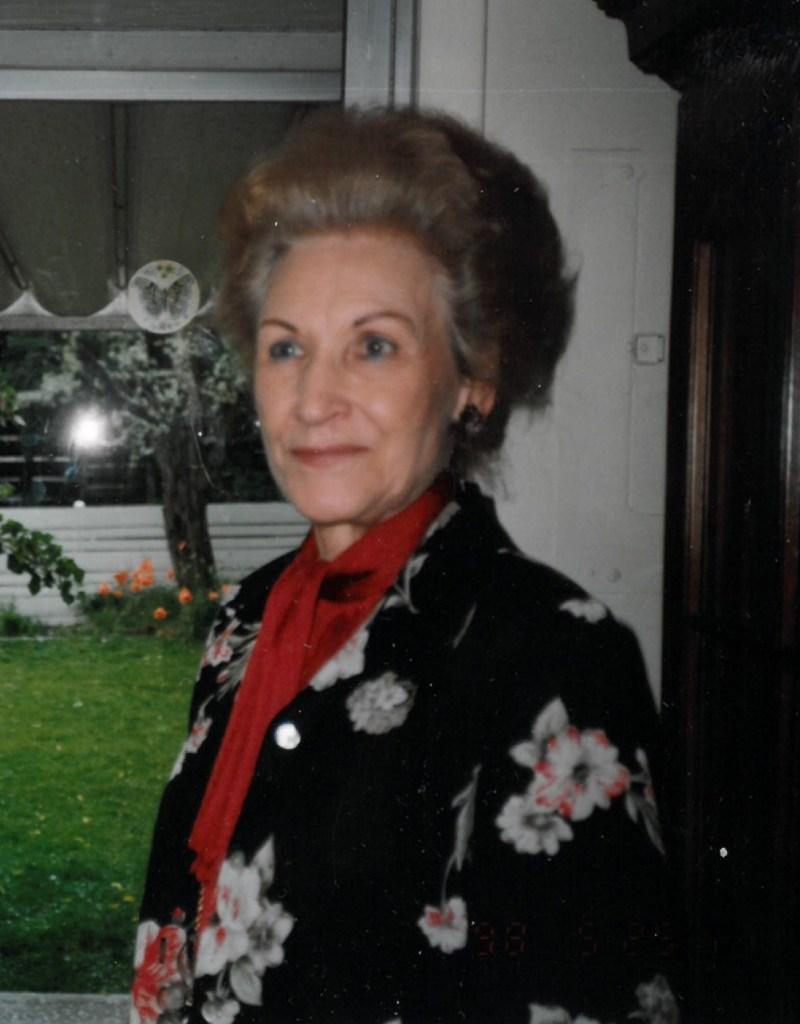 Wanda Rosalie Augustin – October 13, 2021