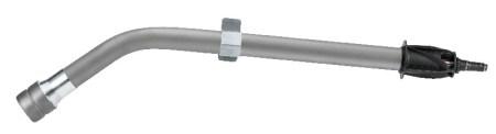 Lance courbe Réf. 1161 pour pistolet Hornet