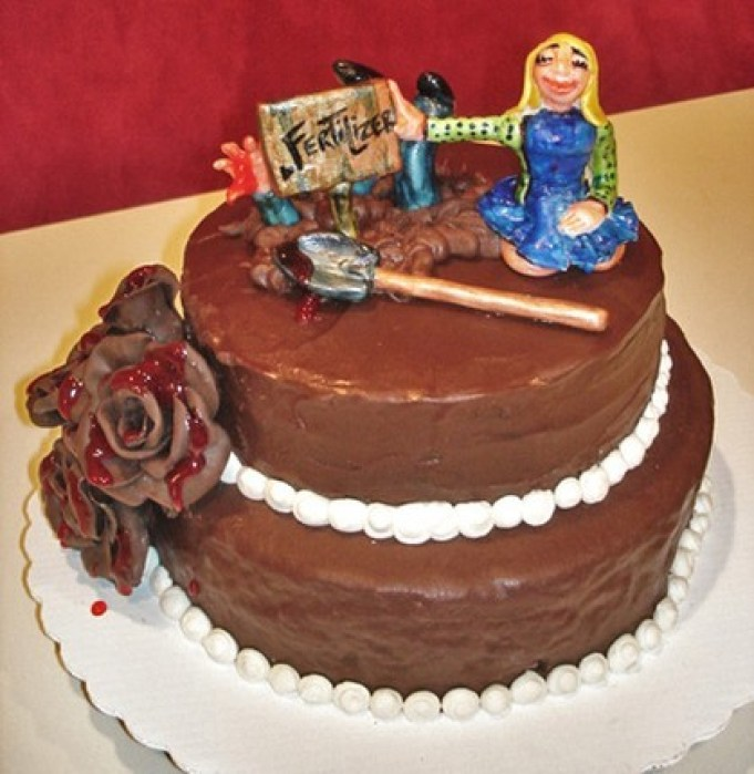 Funny Divorce Cakes