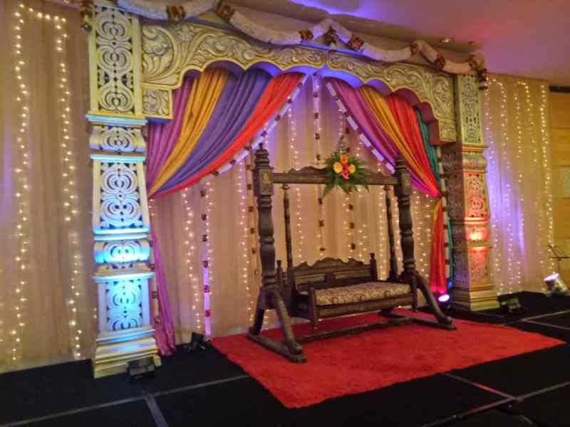 Indian Wedding Decorations And Event