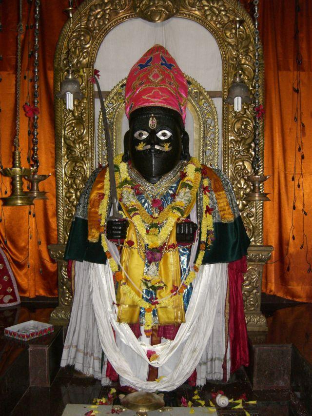 Welcome To Shri Vetoba Mandir Parule