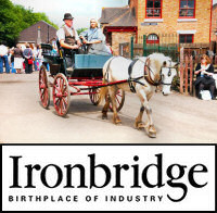 Visit the Ironbridge Gorge Museums