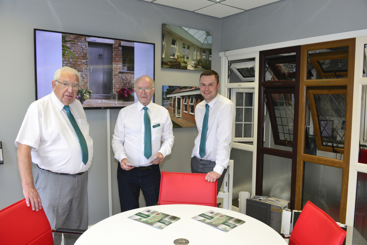 Expansion and new showrooms for Heritage Glass