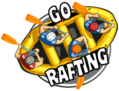 Booking for raft hire