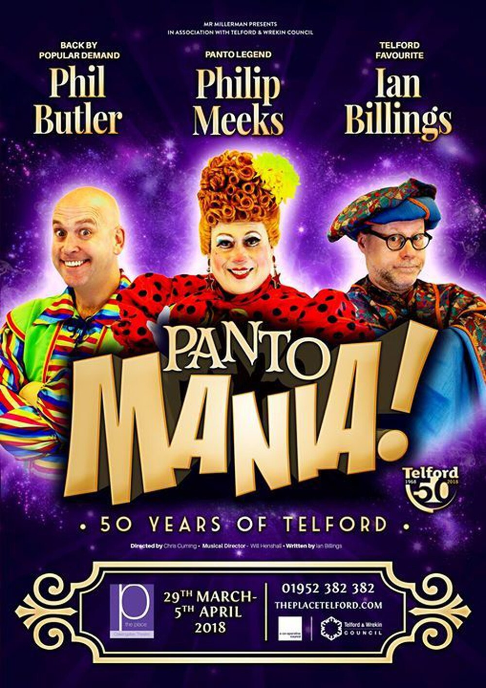 West End Performers Join Telford Panto Cast Shropshire Star