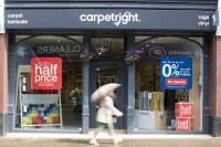 Carpetright shares fall on trading fears   Shropshire Star