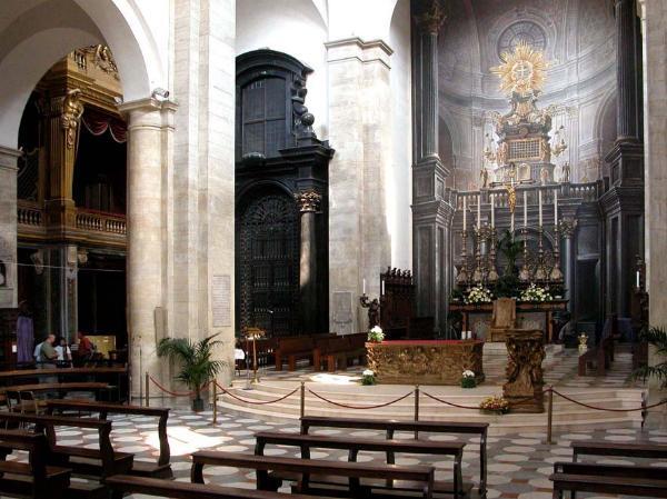 Cathedral St John Baptist Turin Italy