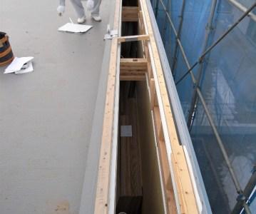 通気工法の外壁工事とトップライトの施工打合せ | ゆめみ野の家