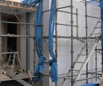 外壁塗装 によりシンプルな白い箱が誕生! | ゆめみ野の家