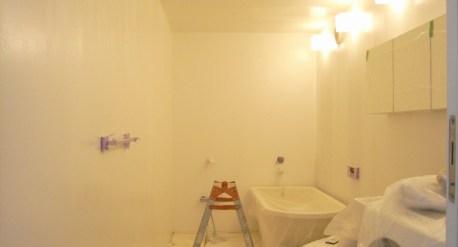 引き続き印旛のスタジオのメンテナンス工事