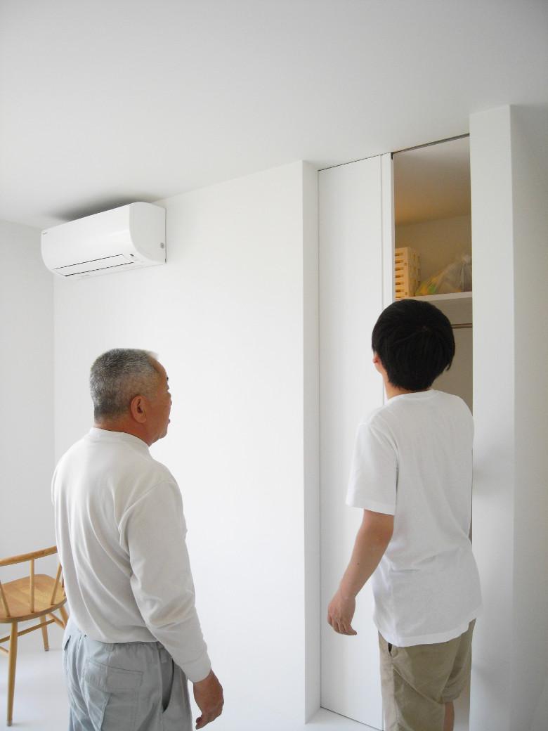 建具の検査