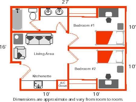 Sam Houston Village  Residence Life  Sam Houston State
