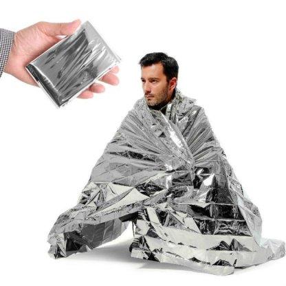 Mylar Thermal Emergency Space Blanket