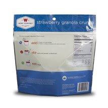 Strawberry Granola Crunch Camping Food