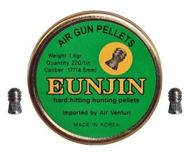 Eunjin pellets .177 caliber