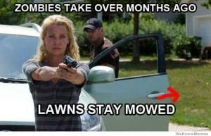 Zombie Lawn Care