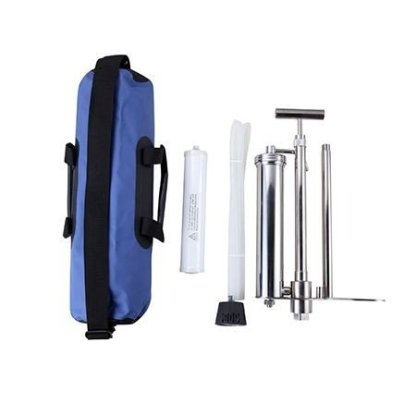 JUVO Group Pump Water Filter for Large groups