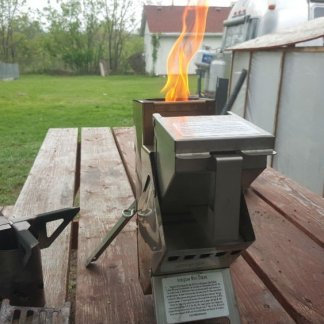 Stoves and Fire