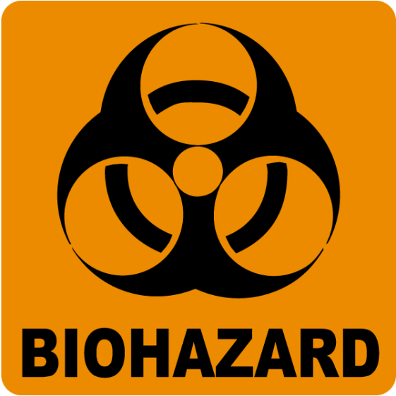 Bio Hazard in our ground water from medical testing