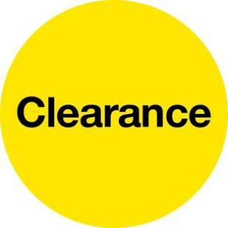Clearance-Scratch and Dent