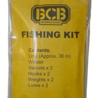 bcb liferaft fishing