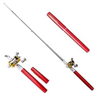 red fishing pen