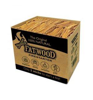 10 lb box fatwood