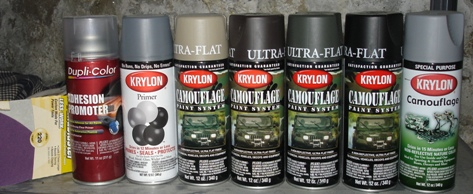 Krylon Roll On Chalk Paint